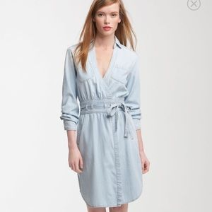 Current Elliott Dvf wrap dress